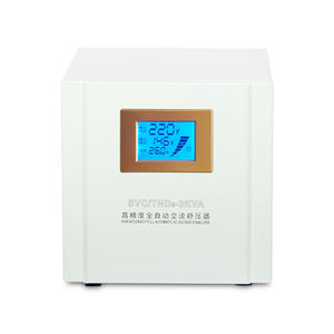 220V 110V input voltage SVC 3000va voltage stabilizer 3kw