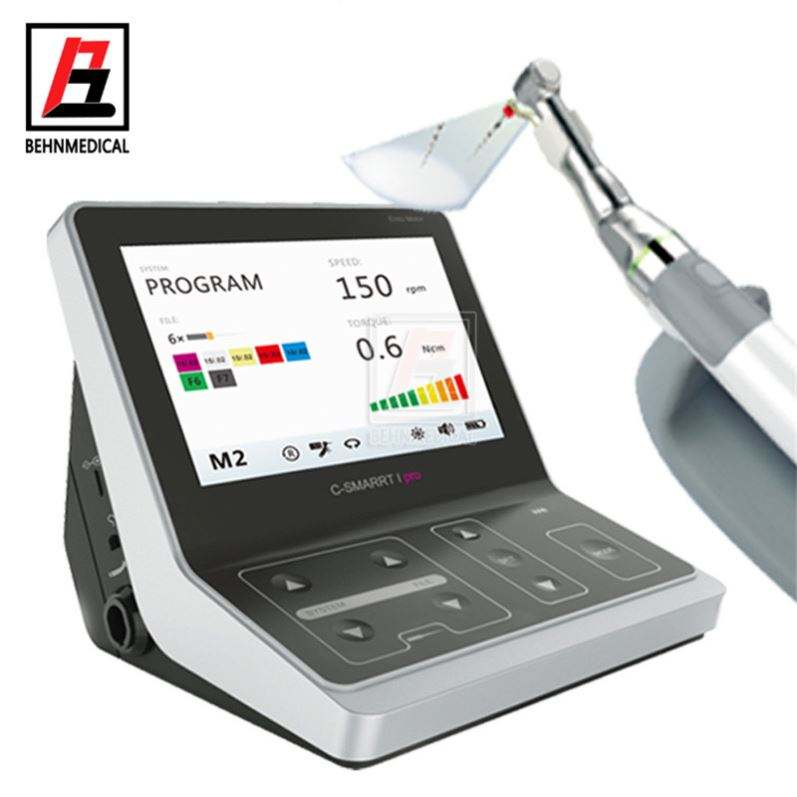 Mesin Endodontik Kanal Akar <span class=keywords><strong>Sc</strong></span> Plus, File/Dental Resiprokal LED Endo Motor dengan Apex Locator C-smart I Pro