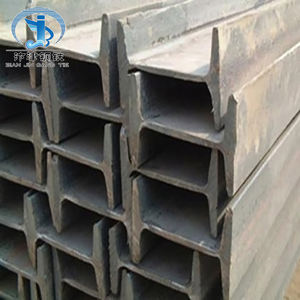 Foshan factory cheap list price light structure galvanized I beam steel