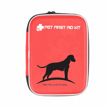 New Design Wholesale Eva Emergency Medical pet first aid kit Case for dog