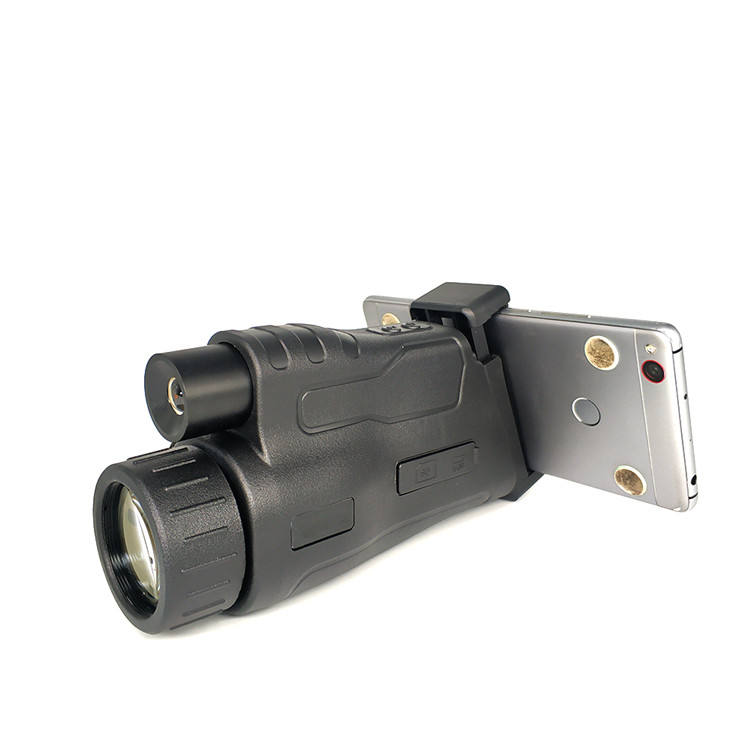 Digital Infrared Night Vision Monocular scope 5x40 With Photos and Video Playback Function