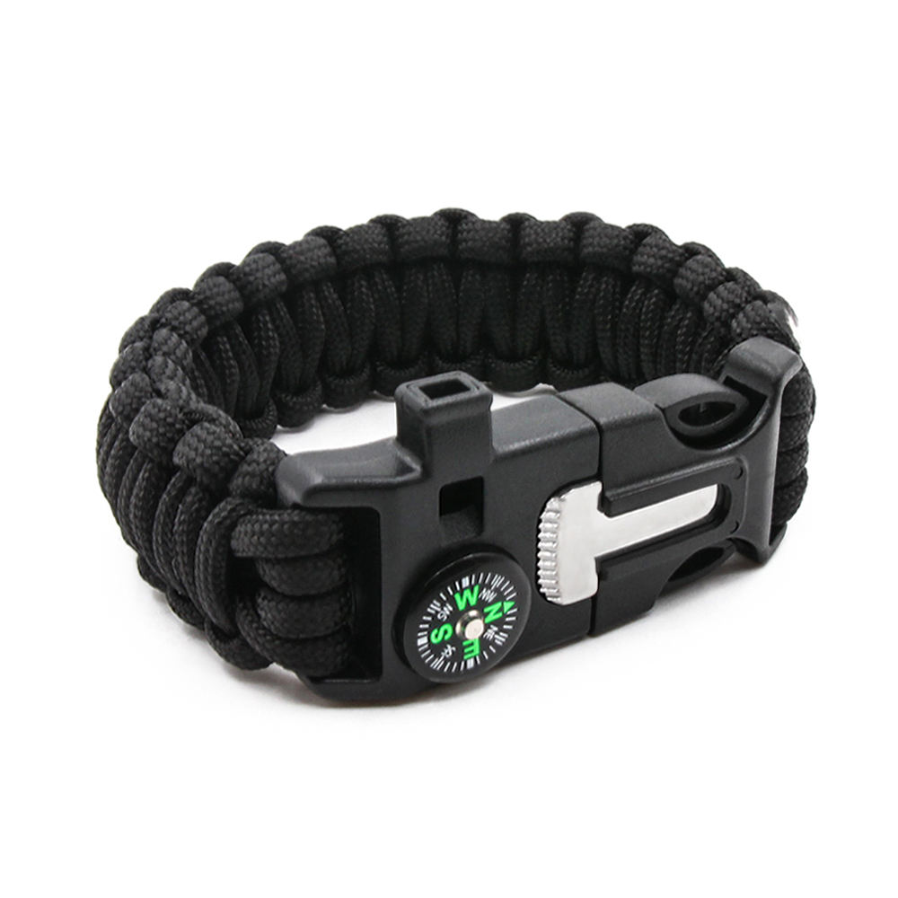 Baiyuheng China Producten Verschillende Knopen Marines Twisted Paracord Armband