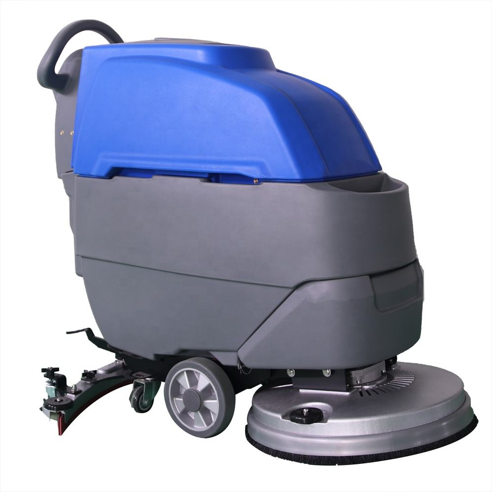 D510S Automatic Battery Floor Scrubber Cleaning Machine