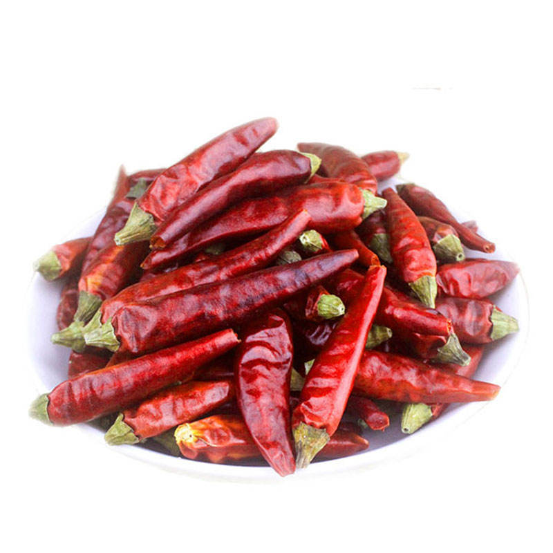 Sichuan Food Hot Spicy Xiaomila Chili Peppers Wholesale Dried Chili Pepper