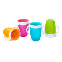 magic 360 degre baby trainer cup kid drinking trainer sippi cup with hand