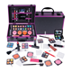 Branded Girl Complete Vanity Aluminium Beauty Cosmetic Box Full Makeup Set