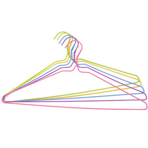 PENGFEI Factory direct small wire hangers metal clothe hanger cheap hanger for clothes