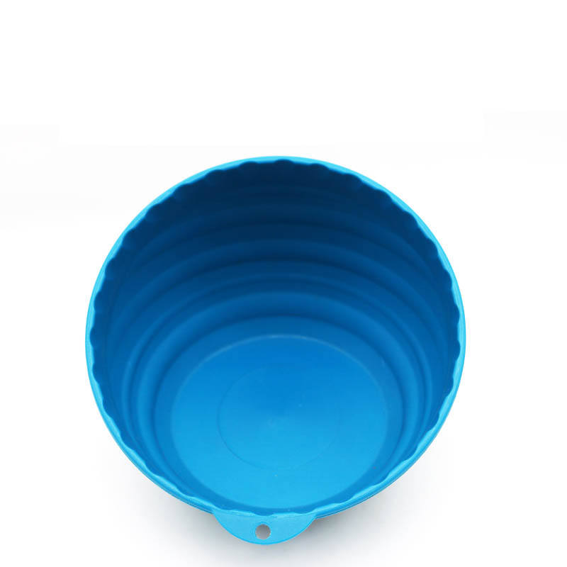 D150mm high quality bowl shaped magnet abs magnetic bowls with tray