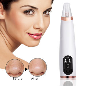 2021 New Blackhead Vacuum Suction Remove Machine Electric Blackhead Remover Skin Care Device Face Pore Acne Pimple Removal