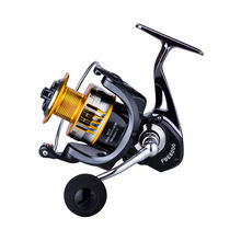 2000-7000 metal spinning reels OEM logo Left and right hand interchangeable fishing reel