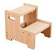 Step Stool Wooden Stool Wooden Toddler Step Stool For Kids 2 Step Stool For Bedroom