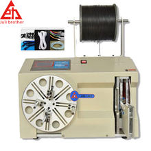 semi automatic wire binding machine/cable tie/cable winding machine