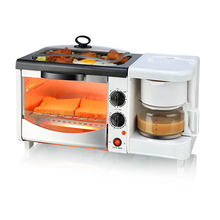 ATC-BM09 Antronic 9L 3 in 1 breakfast set toaster coffee maker