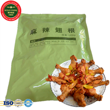 MRE main dish Chinese cuisine ready to eat spicy chicken wings