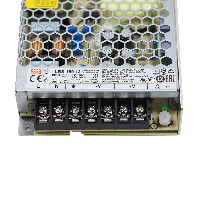 MEAN WELL original EPP-150-12 12V 8.4A meanwell EPP-150 12V 100.8W Single Output with PFC Function