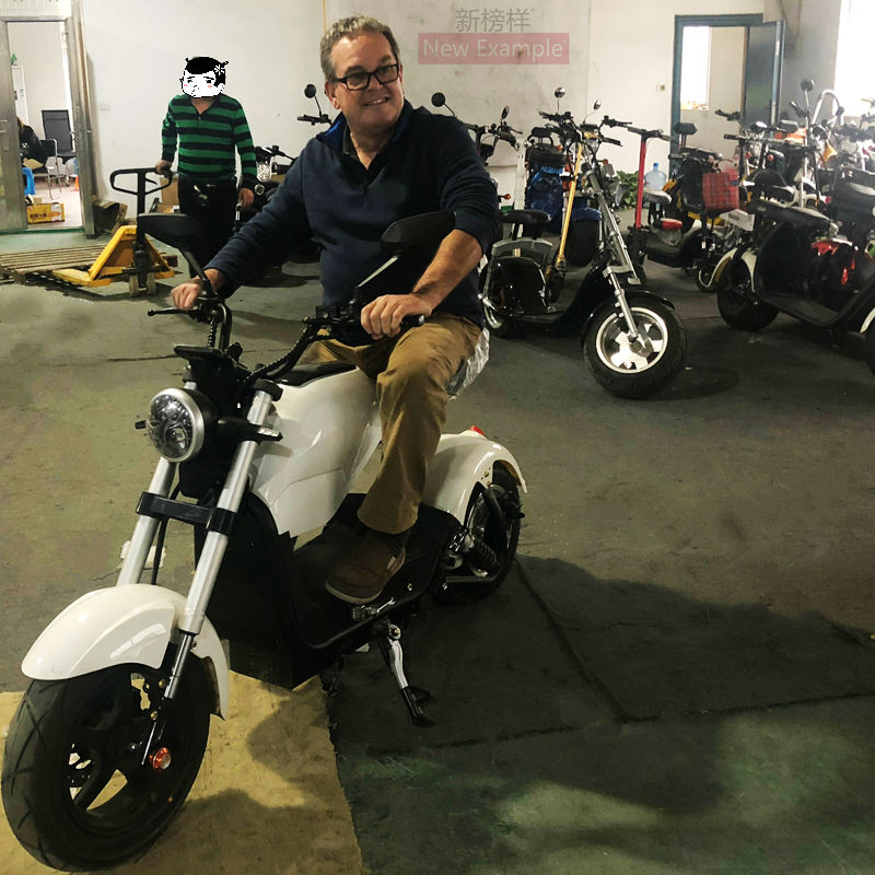 New Example 2019 new hybrid big power adult 2000W electric motorcycle/ bike