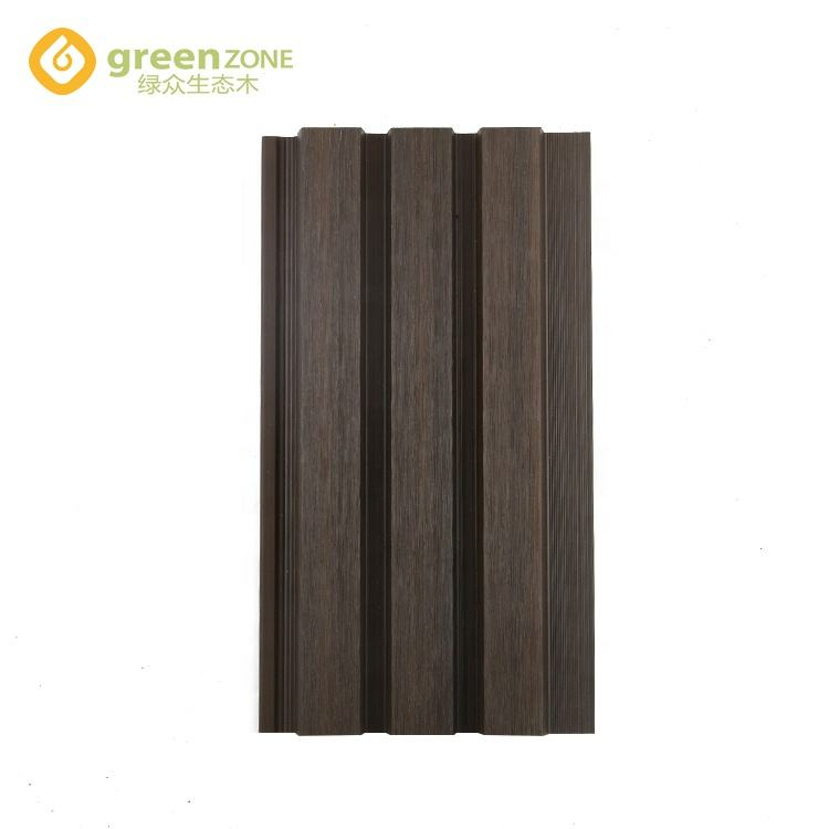 Wall cladding wpc panel pvc wall cladding panel outer wall cladding