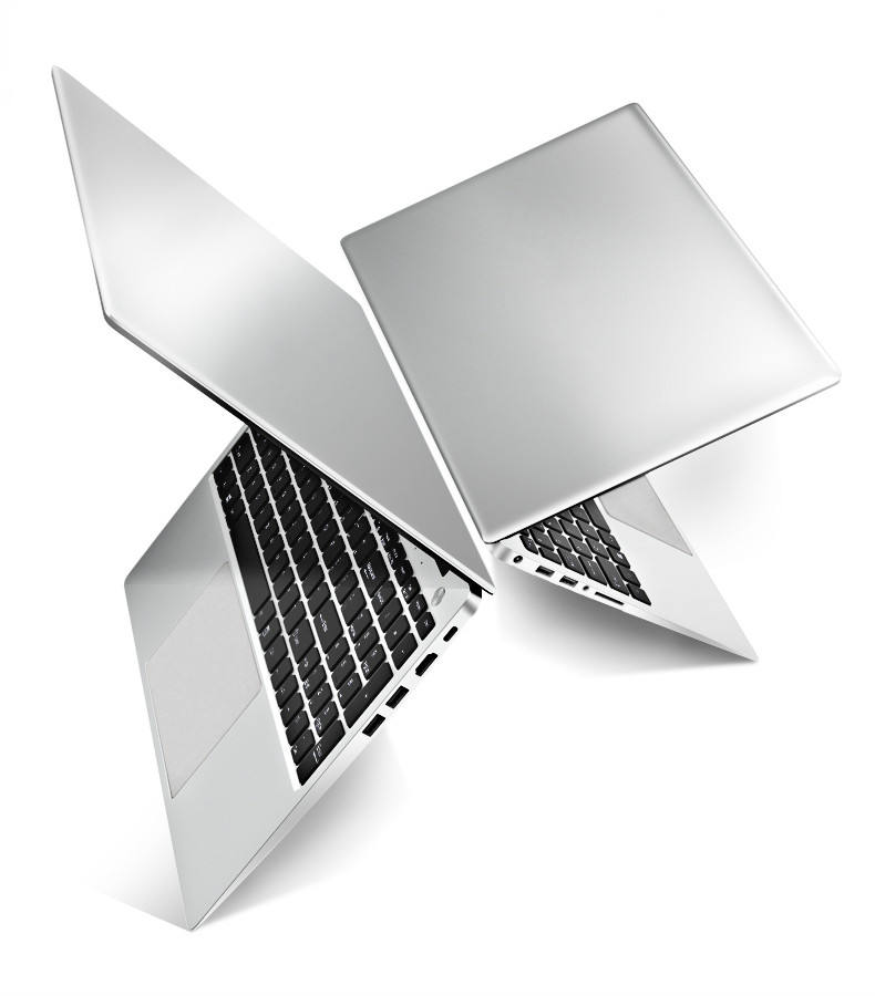 Hot 14.1 inch for J3455 1.5GHZ 8G Ram 128GB HDD/SSD Portable Laptops and Computers