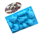 dolphin penguin shape Silicone Decorative Chocolate/Jelly/Pudding/Chocolate/ Fondant/ Soap cake tools sea animals mold