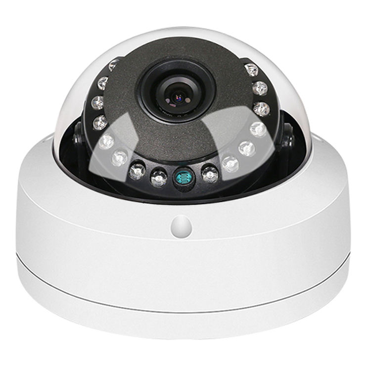 5MP IP Network Infrared Onvif POE Outdoor Dome Vandal-proof Security Surveillance CCTV Camera