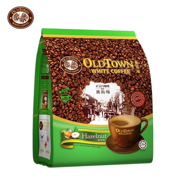 Oldtown Hazelnut White Coffee