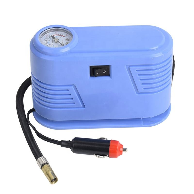 Mini Portable 12v Dc Electric Air Compressor tire pump inflator