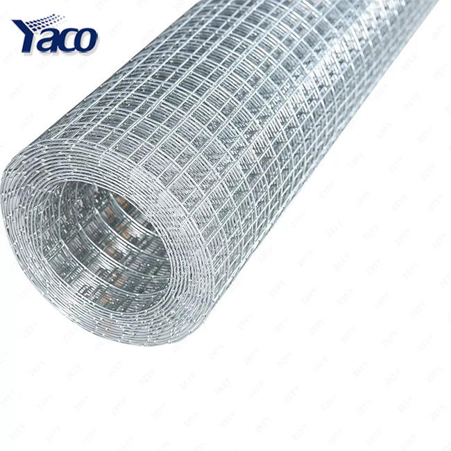 iron wire mesh hot dipped galvanized ss welded wire mesh pvc coated rabbit cage wire for sale