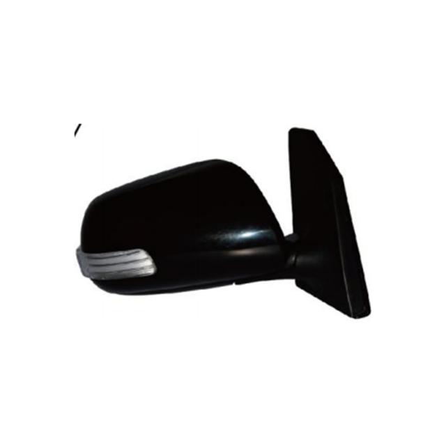 TOYOTA HI-LUX 2012-2016  ELECTRIC BLACK DOOR WING MIRROR LH LEFT N//S NEAR SIDE