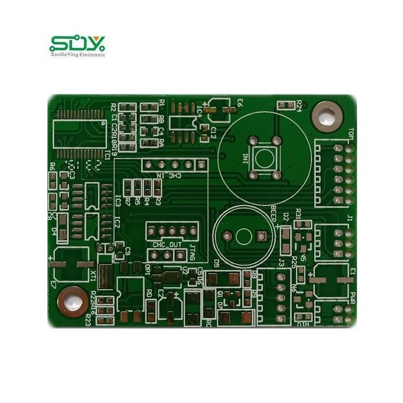 Surface Finishing HASL RoHS PCB Board Management System Battery PCB