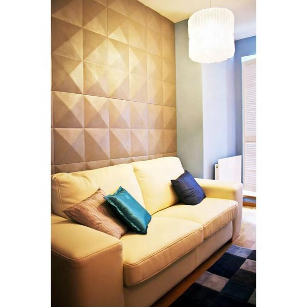 Interior decoration 3d wall panels interior decorative 3d pvc wall panel for living room