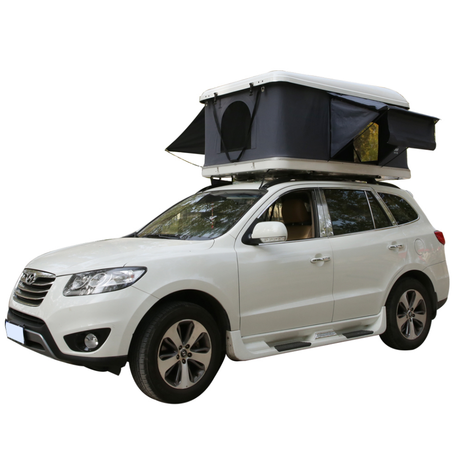 4*4 Car Auto Parts Hard floor fiberglass 4wd Roof Top Tent Camping Car Tent