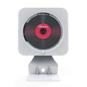 2019 Best Wireless Creative TV Home BT Live Bass Sound Portable FM Radio Speaker CD Player