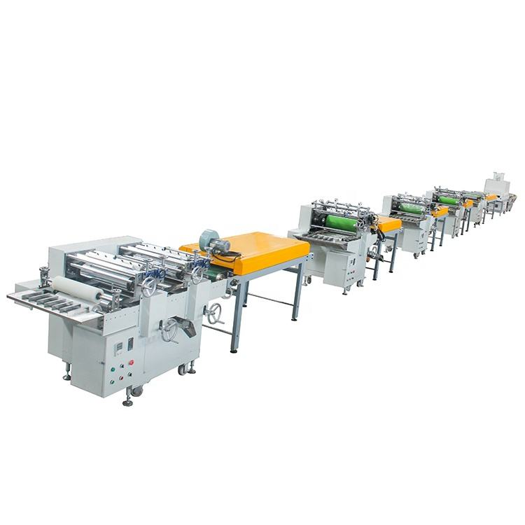 abs edge banding coat UV machine pvc edge banding printing machine