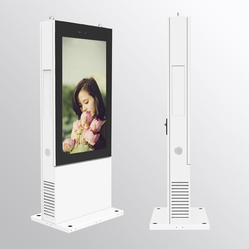 Esterno ip 65 impermeabile display giocatore di pubblicità <span class=keywords><strong>lcd</strong></span> touch segni dello schermo di digital signage