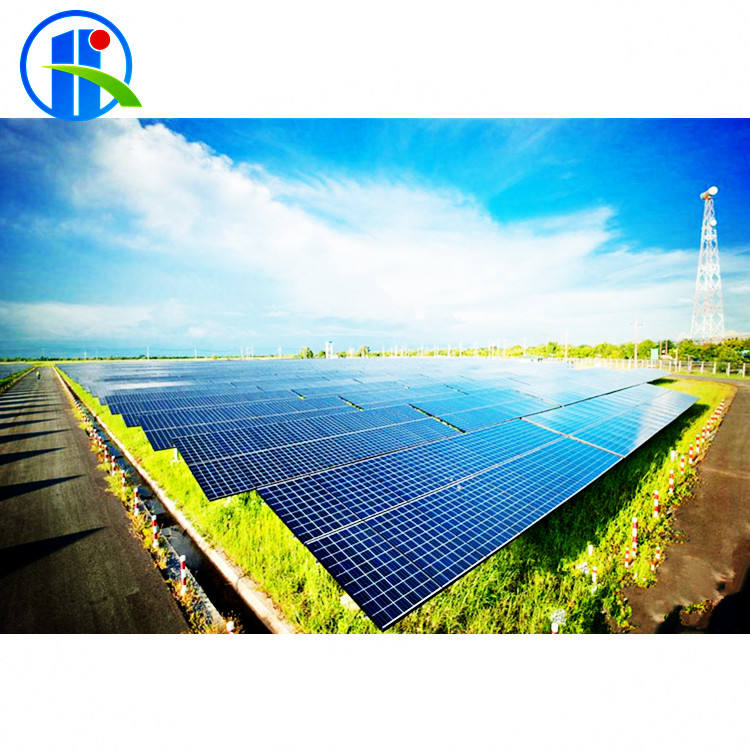 Grid Tie Home Solar Energy Systems 5000w Single Phase 5kw 10kw 20kw Solar Panel System Price