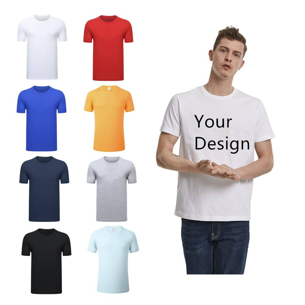 Custom Design Logo Breathable T Shirt Made In China Men Canada India Australia T Shirts From China