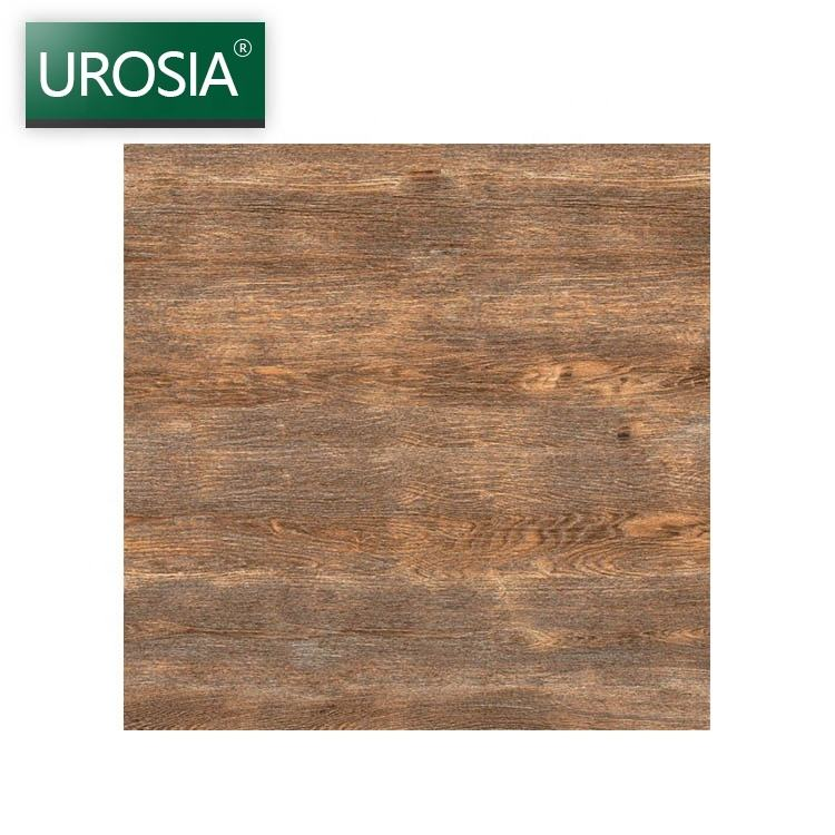 Beige Rustic Porcelain Wooden Look Tile