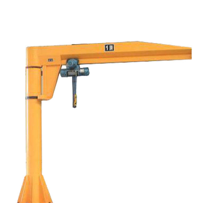 <span class=keywords><strong>Sàn</strong></span> Mounted Monorail Điện Hoist Arm Swing Cantilever Crane 1 Tấn 2 Tấn 3 Tấn 5 Tấn 10 Tấn Giá Thấp Bán