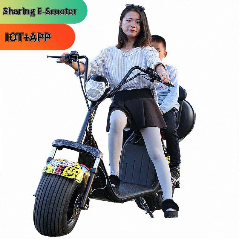 IOT EEG COC CE <span class=keywords><strong>C</strong></span> Goedkope 300W Opvouwbare Dual Motor Elektro E Sharing Scooter Mobiliteit Electro Elektrische Scooter Elektrik scooter