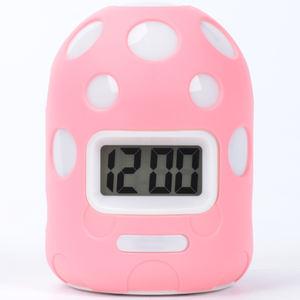 Hot Sell High Quality Mushroom LCD Digital Alarm Clock