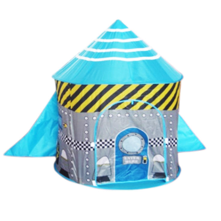 Kids Tent Prince Castle Playhouse for Christmas Gift Kid Boys Girls Baby for Indoor & Outdoor w /Foldable Carry Bag