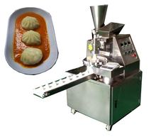 110v/220v stainless steel automatic momo filling making machine/steamed stuffing bun machine