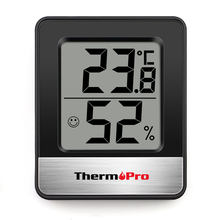High Accuracy Thermopro TP49 Digital Greenhouse Temperature Humidity Sensor