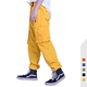 Wholesale Cargo Boy Sweatpants Slim Fit Hip Hop Skinny jogger pants