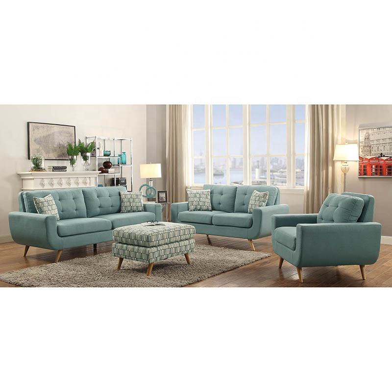 Manufacturer arabian living room sofa cheers furniture 1+2+3 seater italy fabric sofa