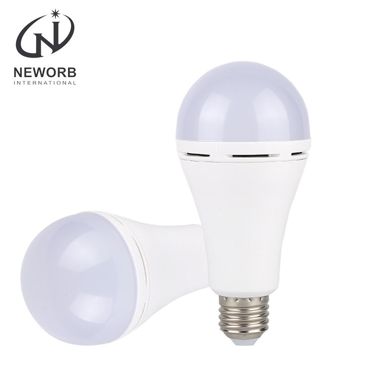 NEWORB 2020 Professional Supplier Rechargeable 5 7 9 15 Watt Camping Emergency Led Bulb