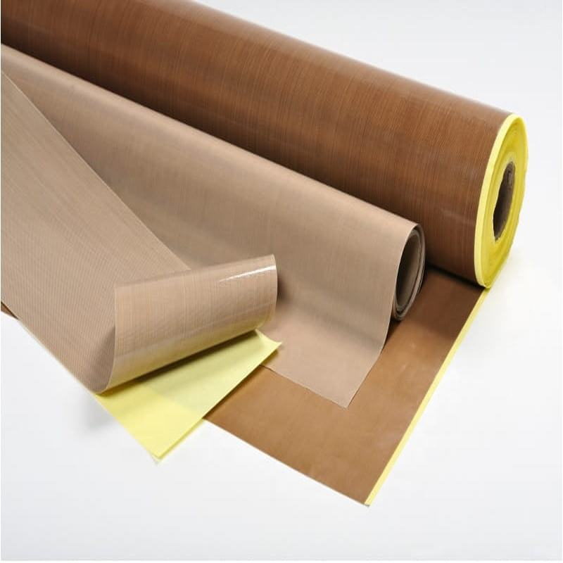 Free Shipping PTFE Sheet Price Heat Resistant Tape Fiberglass Cloth Silicone Fabricators