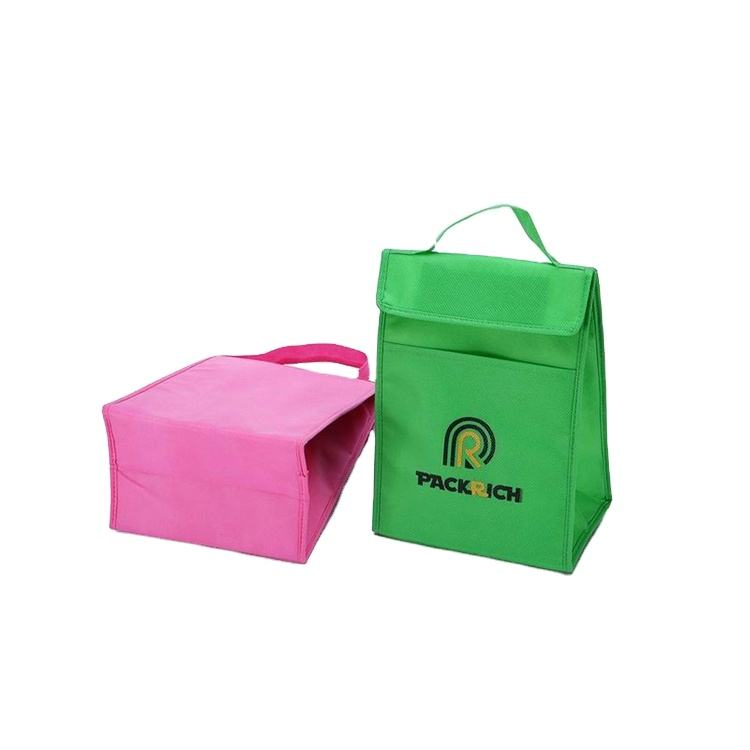 Mini Picnic Insulated Thermal Bag Cooler For Can,insulated Lunch Bag For Child
