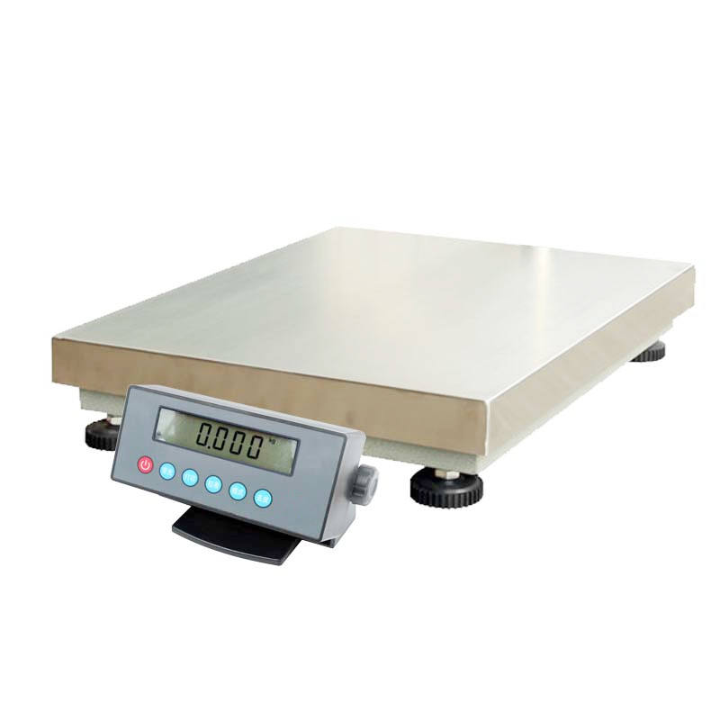 WA-LB 350kg digital electronic platform weighing balance 30kg to 1000kg 300kg/1g Laboratory Scale wholesale