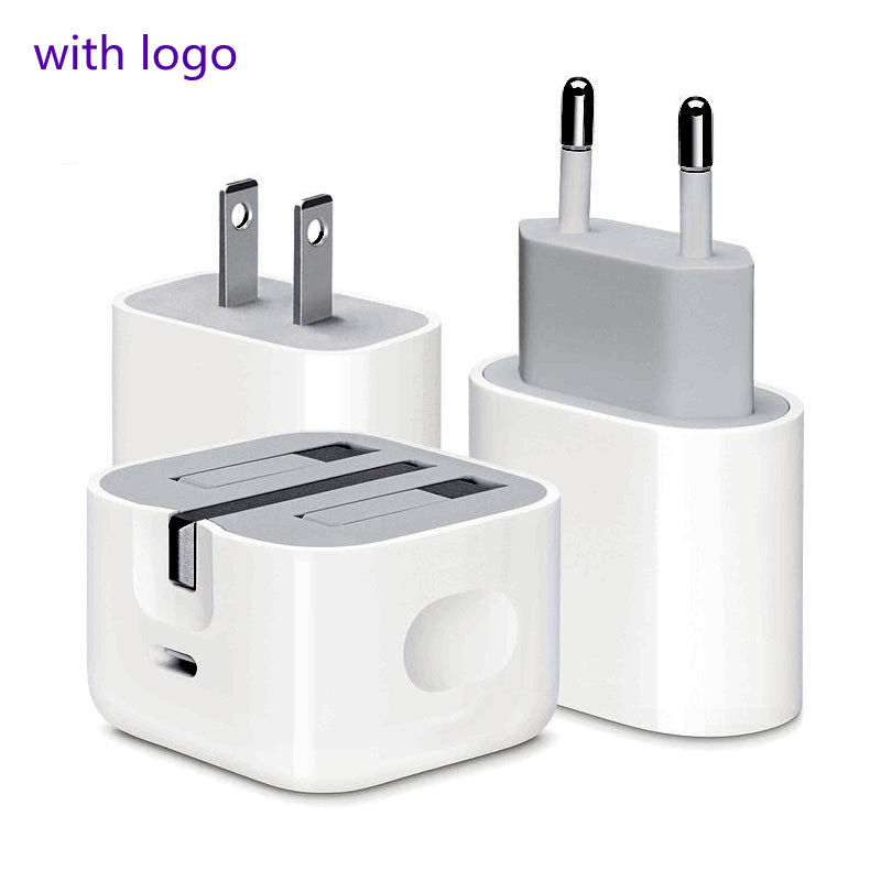 Ugreen — chargeur PD 20W Usb type c US ue UK AU, charge rapide, pour té<span class=keywords><strong>l</strong></span>éphone apple